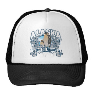 Penguin Alaska Cap