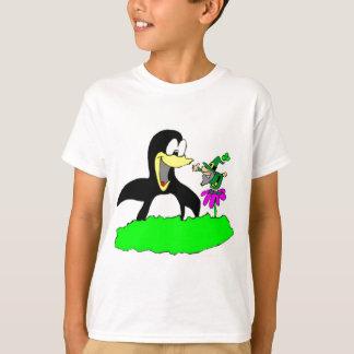 Penguin and Leprechaun Tee Shirts