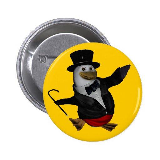 Penguin Awareness Day Button ~ January 20