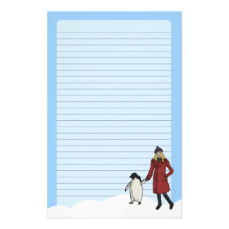 Penguin Awareness Day, stationery