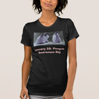 Penguin awareness day T-Shirt