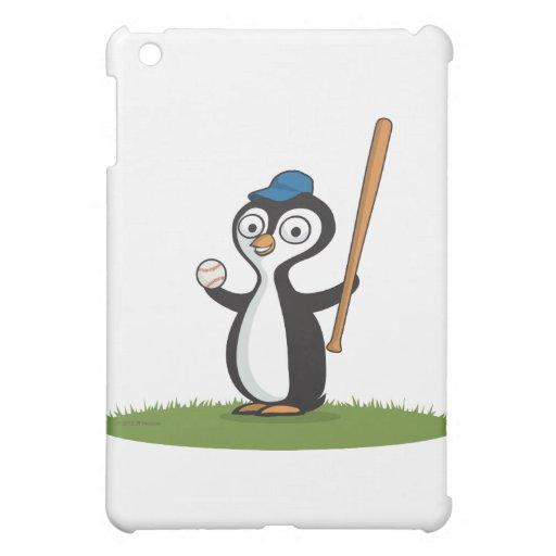 Penguin Baseball iPad Mini Cover