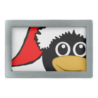 penguin belt buckle