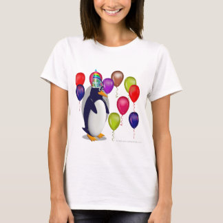Penguin  Birthday Party T-Shirt