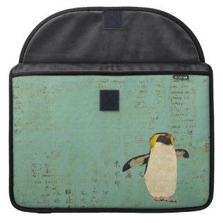 Penguin Blue Lagoon Macbook Sleeve Sleeve For MacBook Pro