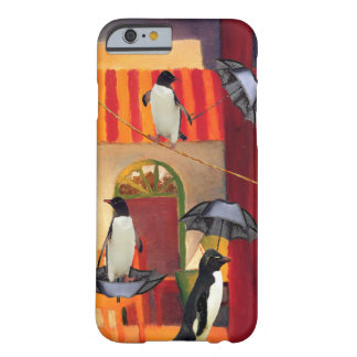 Penguin Cafe Barely There iPhone 6 Case