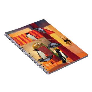 Penguin Cafe Notebooks