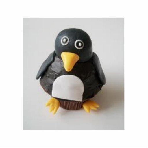 penguin cake photo cut out