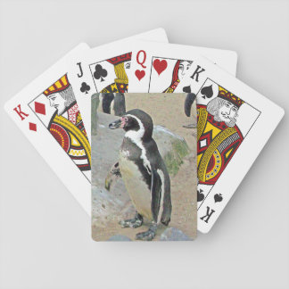 penguin card playing cards
