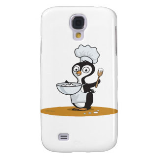 Penguin Cook Galaxy S4 Cover