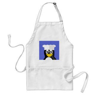 Penguin cook to inspire your little helper apron