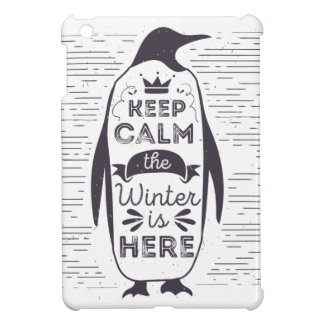 Penguin Cover For The iPad Mini