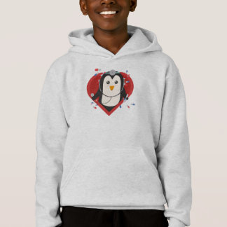 Penguin doctor with heart Zal28