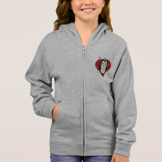 Penguin doctor with heart Zal28 Hoodie