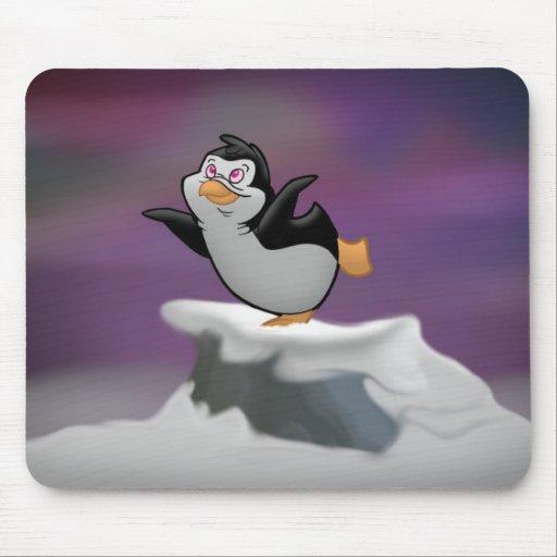 Penguin Dreaming Mousepad