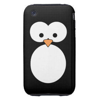 Penguin Eyes Tough iPhone 3 Covers