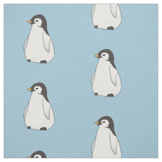 Penguin Fabric