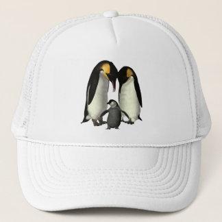 Penguin Family Hat