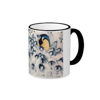Penguin Family Mugs