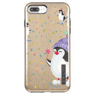 Penguin Folly Incipio DualPro Shine iPhone 8 Plus/7 Plus Case