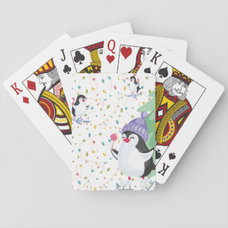 Penguin Folly Playing Cards