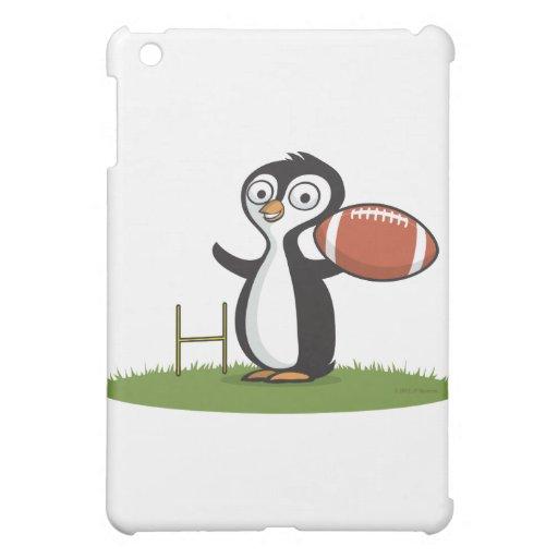 Penguin Football Case For The iPad Mini