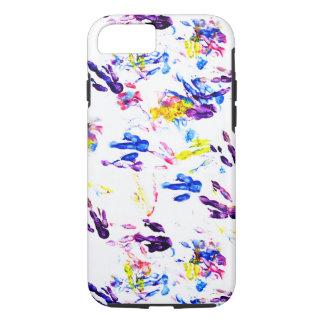 penguin footprints iPhone 8/7 case