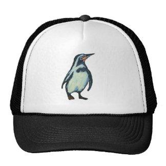 Penguin Mesh Hats