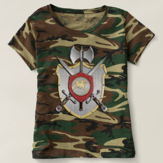 Penguin Heraldry Crest T Shirt