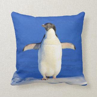 Penguin Hug Cushion
