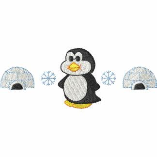 Penguin/ Igloo Hoody