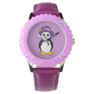 Penguin in a Bonnet Watches