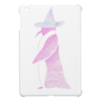 Penguin In A Witch's Hat iPad Mini Cases
