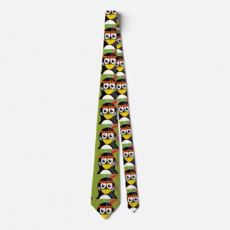 Penguin Indian Tie