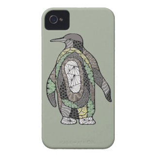 Penguin iPhone 4 Cover