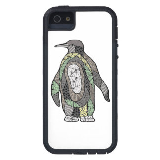 Penguin iPhone 5 Cases
