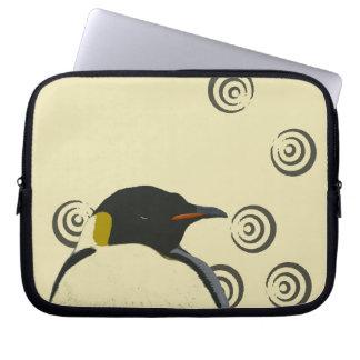 Penguin Laptop Case