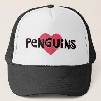 Penguin Lover Trucker Hat