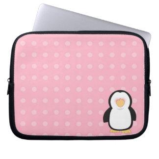 Penguin Neoprene Laptop Sleeve 10 inch