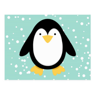 Penguin Pal Post Cards