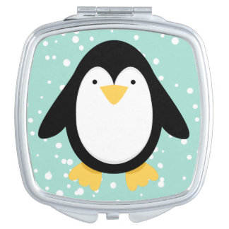 Penguin Pals Mirror For Makeup