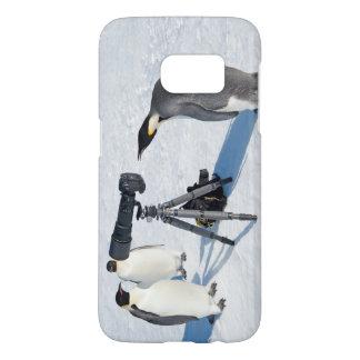 Penguin Paparazzi - Samsung phone