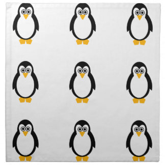 Penguin Party Napkin