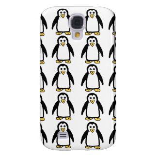 Penguin Pattern Phone Cases