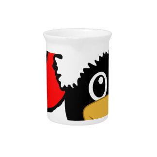 penguin pitcher