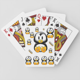Penguin Playing Card Deck
