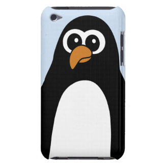 Penguin  Pod Barely There iPod Covers