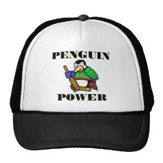 Penguin Power Cap