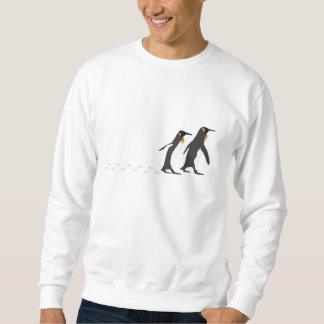 Penguin Prints Sweatshirt