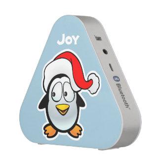 Penguin Santa Claus